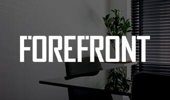 FOREFRONT logo